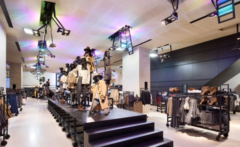 H&M accelera sul riciclo col network Eco Tlc