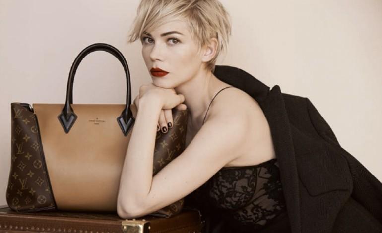 Michelle Williams per la nuova campagna Louis Vuitton