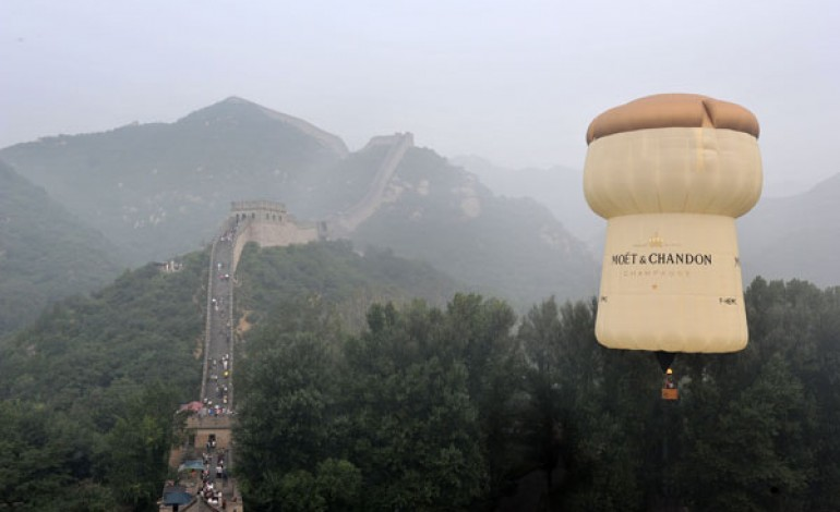 Lvmh pronta a stappare il primo Chandon cinese