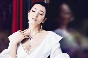 Gong Li per Piaget