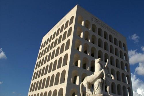 Palazzo della Civiltà Italiana - Roma
