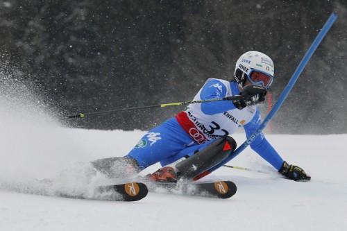 Il team di sci Rossignol