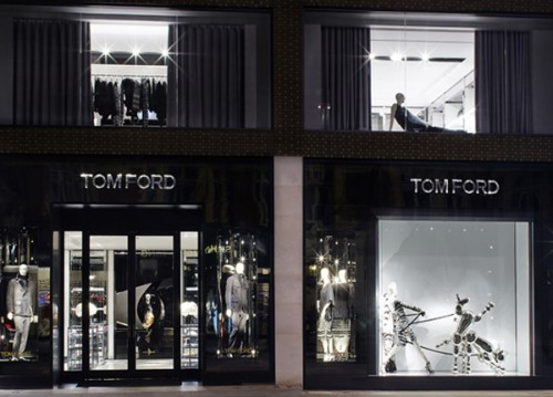FLAGSHIP TOM FORD DI LONDRA