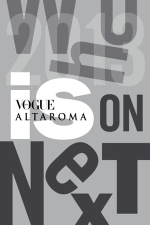 WHO IS IN ON NEXT ALTAROMA 2013