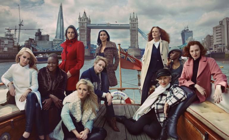 Marks & Spencer lancia una campagna deluxe firmata Leibovitz