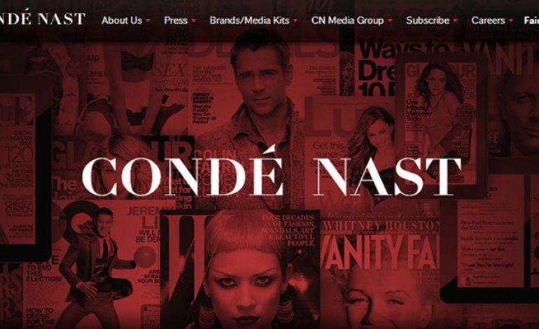 Condé Nast lancia il proprio e-commerce