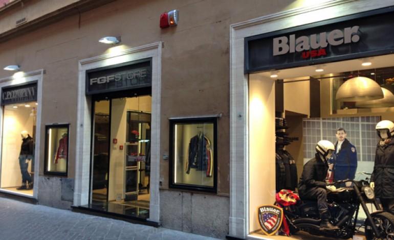 Primo negozio romano per FGF Industry