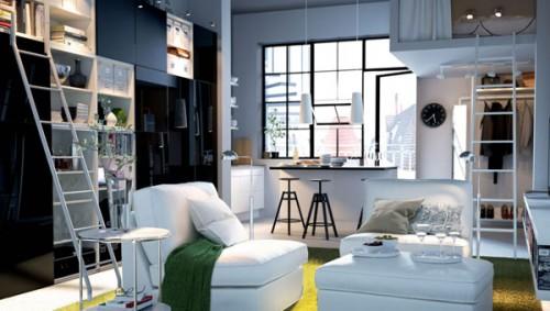Un ambiente Ikea