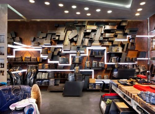Lo store Rifle di Milano