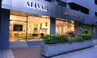 Alivar, nuovo flagship a Taiwan