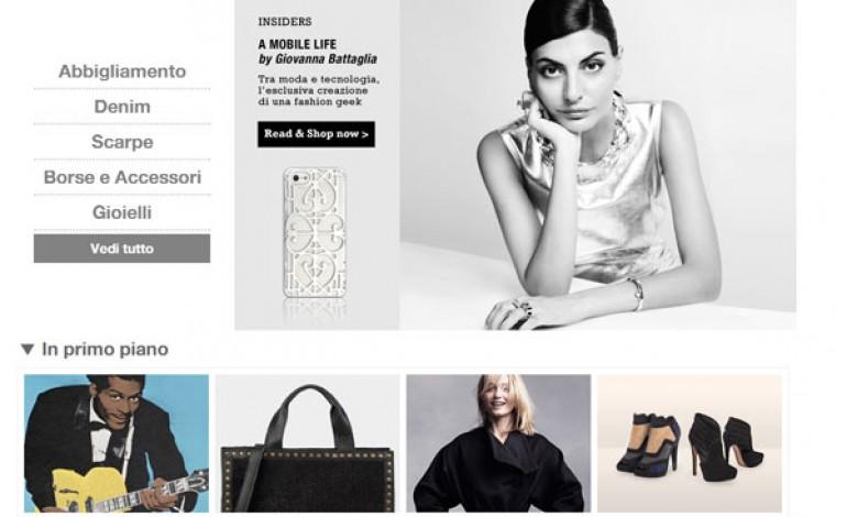 Yoox vola grazie all'accordo con Harper's Bazaar