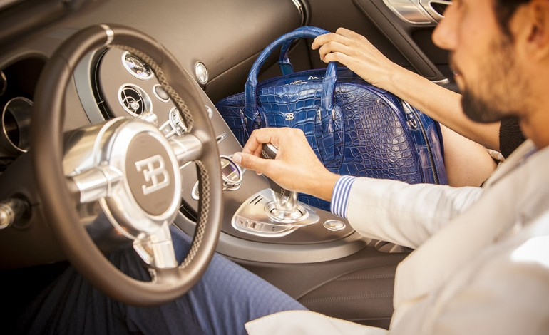 Bugatti lancia la sua brand extension, primi store nel 2014