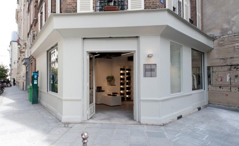 Primo store parigino per Closed