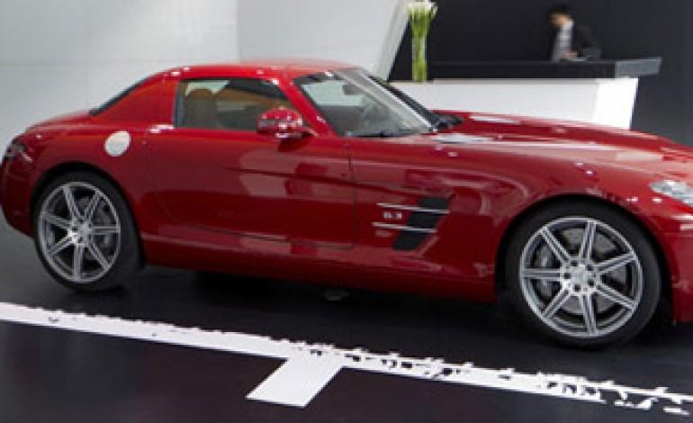 Un museo Mercedes a Pechino