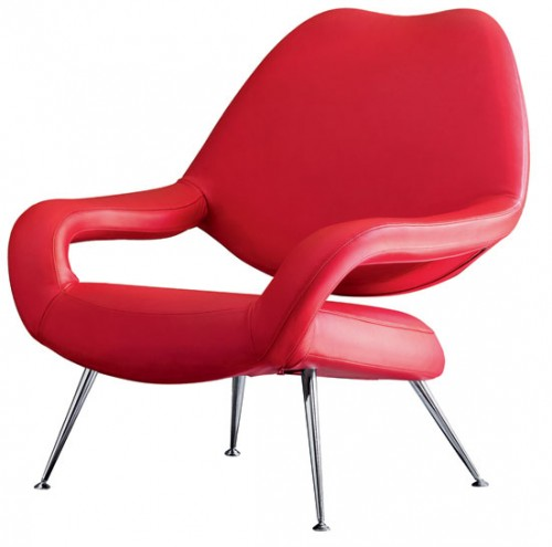La seduta DU 55, novità 2013 di Poltrona Frau