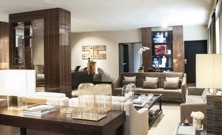 Primo showroom milanese per Elisabetta Franchi