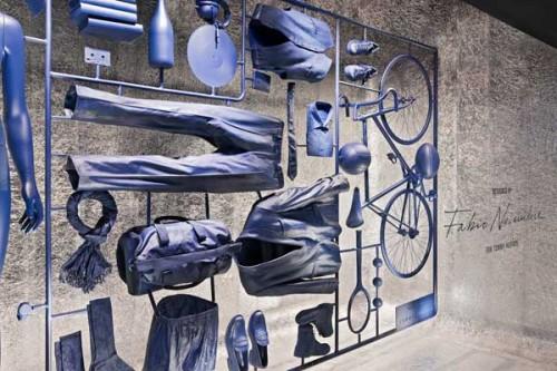 L'installazione di Fabio Novembre per Tommy Hilfiger a Roma