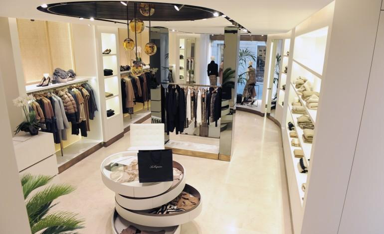 Nuovo concept store per Les Copains a Roma
