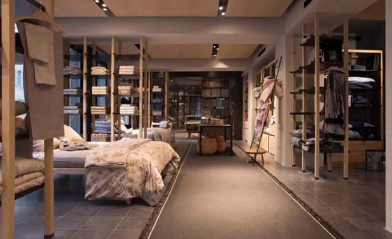 Zucchi, il nuovo concept parte da Milano