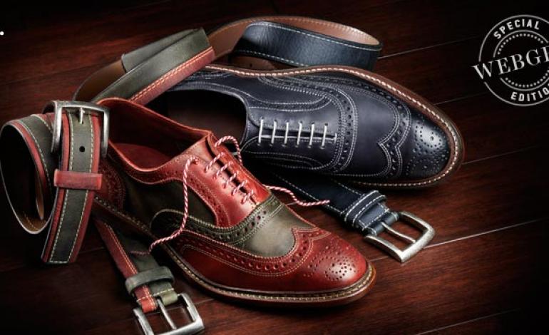 Le scarpe di Bush a Brentwood Associates