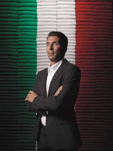Un'immagine della campagna con Buffon
