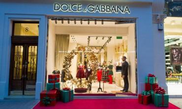 Una children's boutique a Londra per Dolce&Gabbana