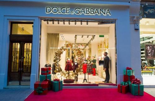 Dolce&Gabbana, 8 Slone Street Londra