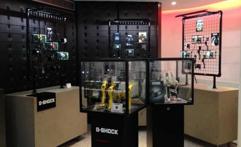 Casio, store a Parigi e a Roma per i 30 di G-Shock