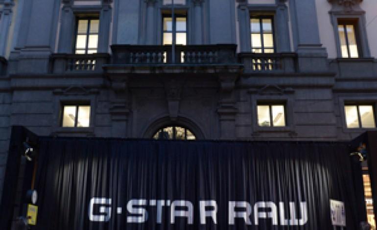 G-Star sbarca a Roma