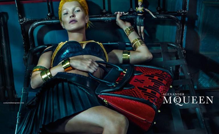Kate Moss /2 – Nel thriller di Alexander McQueen