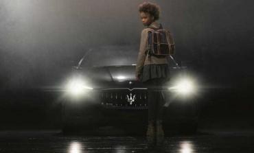 Maserati con Ghibli 'vince' al Super Bowl