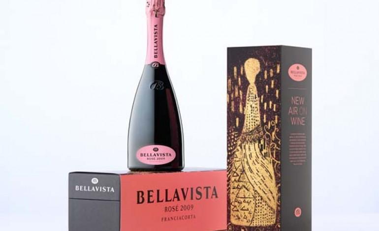 La cantina Bellavista si rifà il look