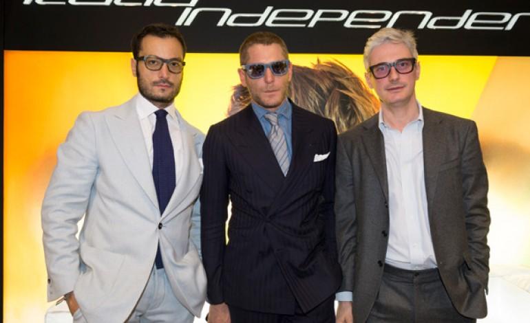 L'eyewear traina Italia Independent a +60%