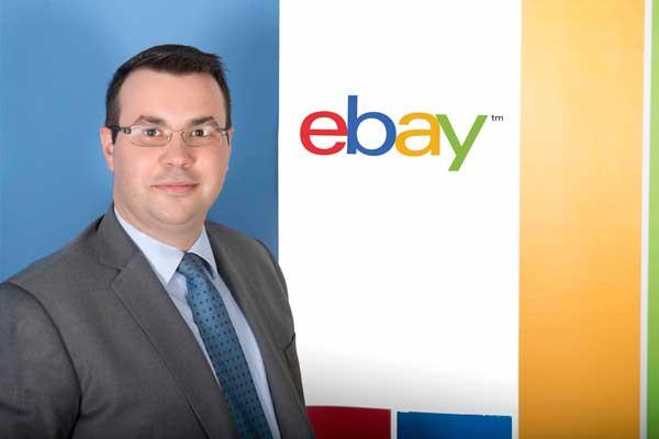 Claudio Raimondi, Head of Trading di eBay Italia, Francia e Spagna