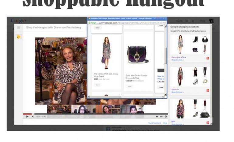 In Google+ si fa shopping sul social