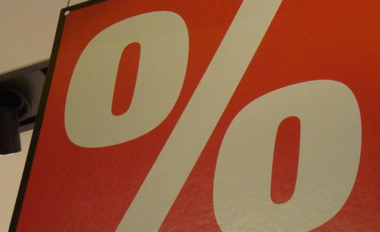 Più 4% il primo weekend di saldi in Italia