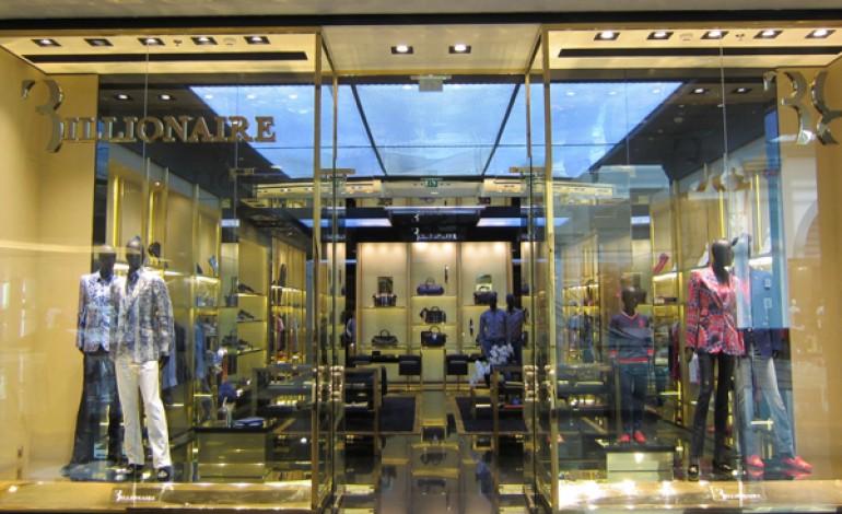 Billionaire Couture, secondo negozio a Dubai