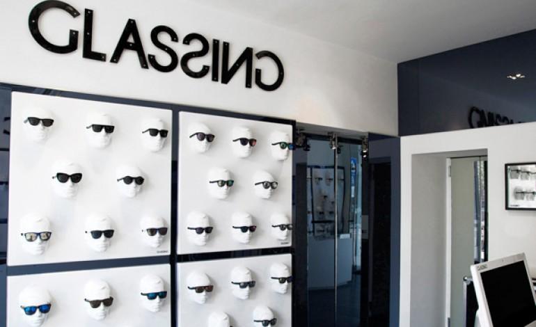Glassing, primo negozio a Milano
