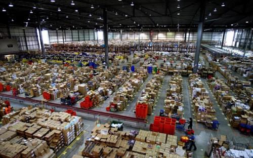 Amazon - magazzino