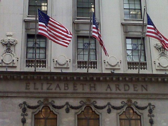 Elizabeth Arden headquarter office New York