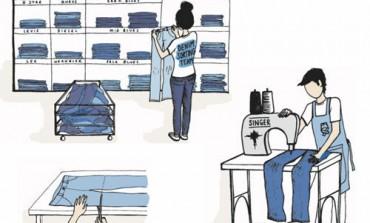Amsterdam lancia il quartiere dei jeans