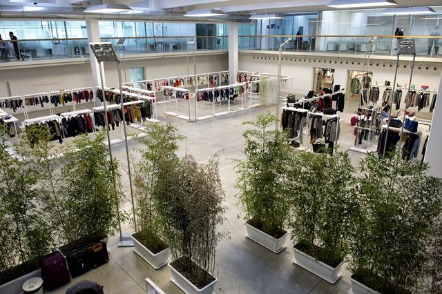 Nuova sede di Arav Fashion a Nola