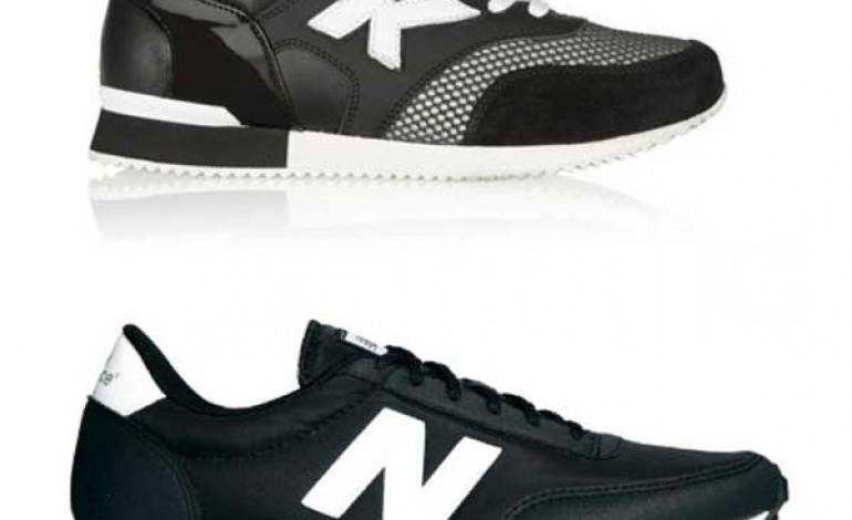 New Balance e Lagerfeld, causa sulle sneaker