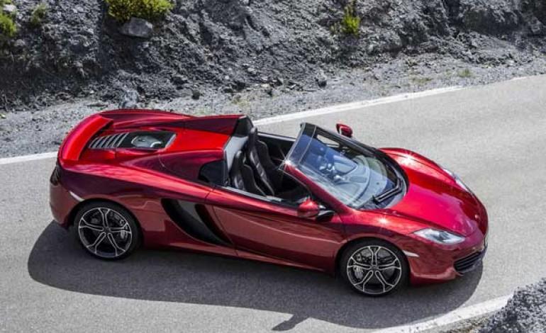 McLaren accelera e vede profitti nel 2013