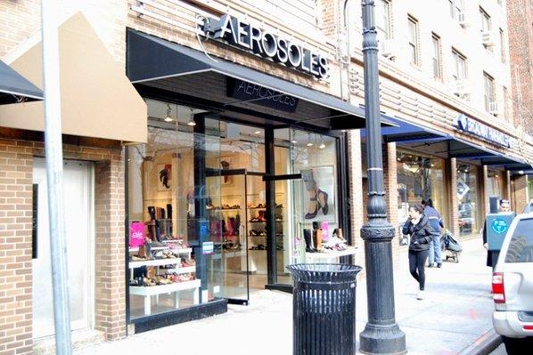 Aerosoles store New York,