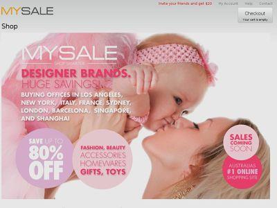 mysale.com