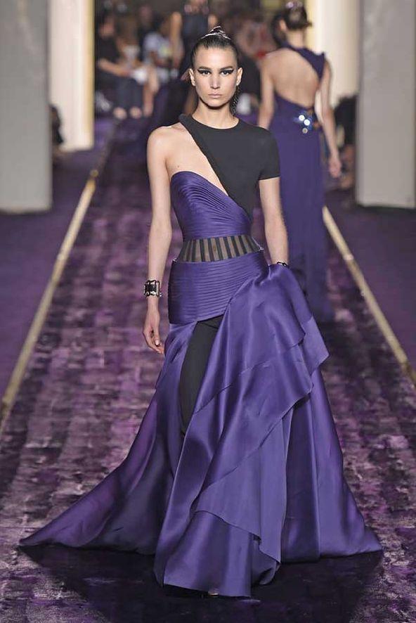 Atelier Versace Couture Fall 2014 (ph. Giovanni Giannoni)