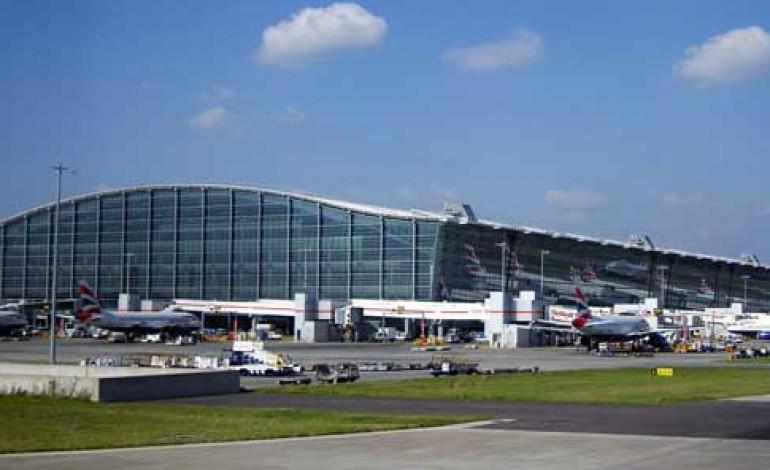 Louis Vuitton vola a Heathrow
