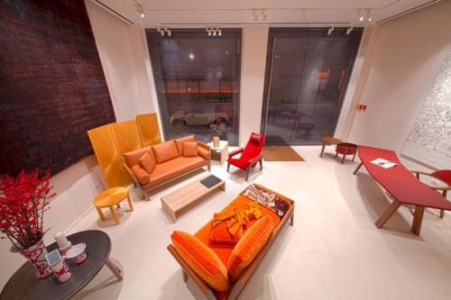Hermès - Showroom Maison