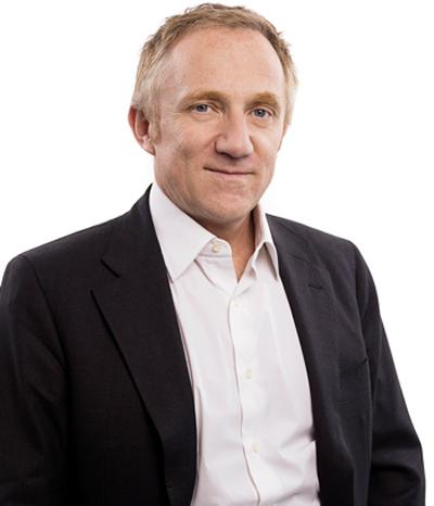 François Henri Pinault - Presidente del Gruppo Kering